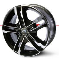 Jogo-de-Roda-Black-Gloss-Aro-15-Tala-6-Polegadas-Furacao-5x108-Off-Set-40