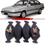 Jogo-Pastilha-de-Freio-Dianteira-Versailles-1991-1992-1993-1994-Royale-Sistema-Teves