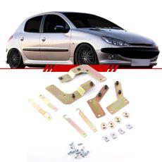 Kit-Suporte-Trava-Eletrica-Peugeot-206-2001-2002-2003-2004-2005-2006-2007-2008-2009-2010-4-Portas