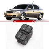 Moldura-com-Interruptor-Quadruplo-Vidro-Eletrico-Corsa-2002-2003-2004-2005-2006-2007-2008-2009-2010-Celta-Astra