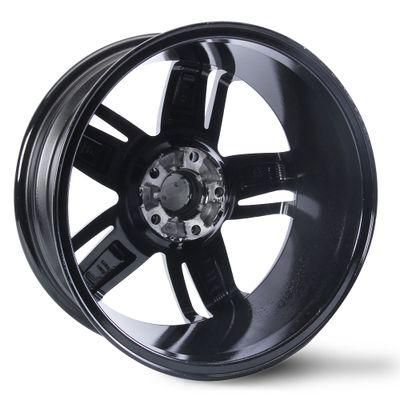Jogo-de-Roda-Black-Gloss-Aro-17-Tala-7-Polegadas-Furacao-5x112-Off-Set-45