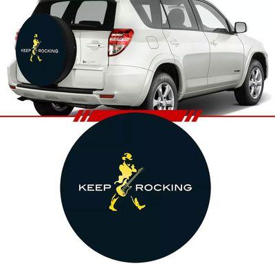 -Capa-de-Estepe-Keep-Rocking-Rav4-2006-2007-2008-2009-2010-2011-2012-Aro-17-Polegadas-com-Cadeado