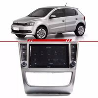 Central-Multimidia-Automotive-Imports-Gol-Voyage-G6-2013-2014-2015-2016-7-Polegadas-Touchscreen-GPS-Bluetooth-TV-Digital-sem-Comando-no-Volante