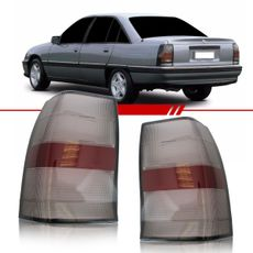 Lente-Lanterna-Traseira-Omega-1993-1994-1995-1996-1997-1998-Fume