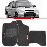 Tapete-Carpete-Personalizado-Grafite-S10-1997-a-2012-Logo-Chevrolet-Bordado-2-Lados-Dianteiro-Cabine-Dupla