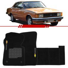 -Tapete-Carpete-Preto-Comodoro-1973-a-1992-Logo-Bordado-2-Lados-Dianteiro