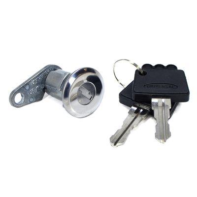 Cilindro-Porta-Dianteira-Del-Rey-1981-1982-1983-1984-1985-1986-1987-1988-1989-1990-1991-Scala-com-Chave-2-e-4-Portas-Lado-Direito