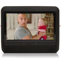 Par-Dvd-Player-Tela-Para-Encosto-de-Cabeca-9--Lcd-com-Game-Usb-Sd-com-Transmissor-Fm-Touchcreen-Preto