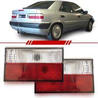 Lanterna-Traseira-Citroen-Xantia-99-2000-2001-Tampa-Porta-Malas-Bicolor