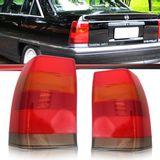 Lente-Lanterna-Traseira-Chevrolet-Omega-1993-1994-1995-1996-1997-1998-Tricolor-Re-Fume