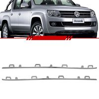Friso-Grade-Dianteira-Volkswagen-Amarok-2010-2011-2012-2013-2014-Cromado-Superior