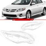 Lente-Farol-Toyota-Corolla-2012-2013-2014