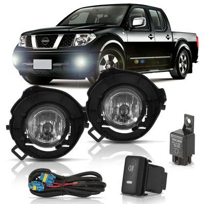 Kit-Farol-de-Milha-Auxiliar-Frontier-2009-2010-2011-2012-Pathfinder-Botao-Modelo-Original