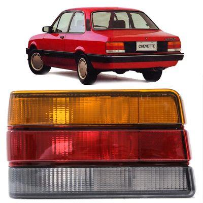 Lanterna-Traseira-Chevrolet-Chevette-1987-A-1993-Fume