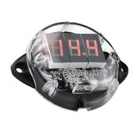 Voltimetro-Sequenciador-Digital-Taramps-Vtr-1000-Display-Led-Vermelho