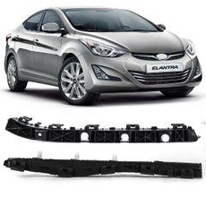 Suporte-Para-choque-Traseiro-Hyundai-Elantra-2011-2012-2013-2014-2015-Lado-Direito-Passageiro
