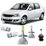 Kit-Lampadas-Super-Led-HeadLight-6000k-com-reator-mais-Lampada-Halogenica-Renault-Logan-2011-2012-2013-com-Lampada-Pingo