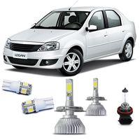 Kit-Lampadas-Super-Led-HeadLight-6000k-com-reator-mais-Lampada-Halogenica-Renault-Logan-2011-2012-2013-com-Lampada-Pingo