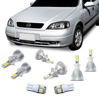 Kit-Lampadas-Super-Led-HeadLight-6000k-com-reator-Chevrolet-Astra-1998-1999-2000-2001-2002-com-Lampada-Pingo