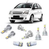 Kit-Lampadas-Super-Led-HeadLight-6000k-com-reator-Chevrolet-Meriva-2002-2003-2004-2005-2006-2007-2008-2009-2010-2011-2012-com-Lampada-Pingo