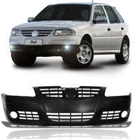 Para-choque-Dianteiro-Original-Volkswagen-Gol-Parati-Saveiro-G4-2006-2007-2008-2009-2010-2011-2012-2013-2014-Liso-com-Furo