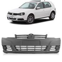 Para-choque-Dianteiro-Volkswagen-Golf-2008-2009-2010-2011-2012-2013-Primer-Sem-Furo-Original