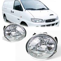 Farol-de-Milha-Auxiliar-Hyundai-H1-Van-2000-2001-2002-Lado-Direto-Passageiro