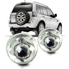 Lanterna-Traseira-Re-Parachoque-Mitsubishi-Pajero-TR4-Sport-2007-2008-2009-2010-Cristal