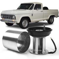 Cubo-Para-Volante-Pick-Up-A10-C10-1976-a-1996-D20-com-Capa-de-Aluminio