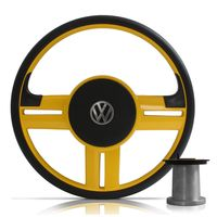 Volante-Rallye-Amarelo