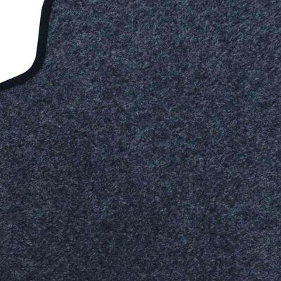 Tapete-Carpete-Cerato-Grafite-2014-Logo-Bordado-2-Lados-Dianteiro