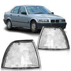 Lanterna-Dianteira-Pisca-Seta-Bmw-E36-1991-1992-1993-1994-1995-1996-1997-4-Portas-Cristal