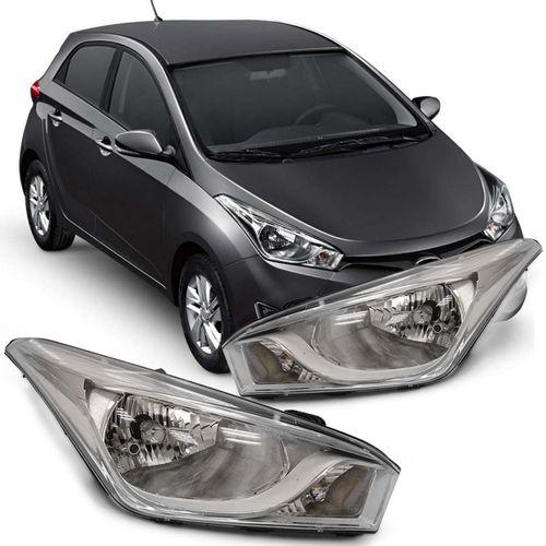 Farol-Hyundai-HB20-HB20S-2012-2013-2014-2015-Mascara-Cromada