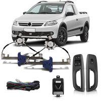 Kit-Vidro-Eletrico-Dianteiro-Sensorizado-Volkswagen-Saveiro-G5-2009-2010-2011-2012-2013