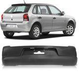 Parachoque-Traseiro-Volkswagen-Gol-G4-2006-2007-2008-2009-2010-2011-2012-2013-2014-Liso-Poroso