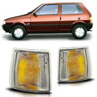 Lanterna-Dianteira-Pisca-Seta-Uno-1991-1992-1993-1994-1995-1996-1997-1998-1999-Cristal-Modelo-Arteb