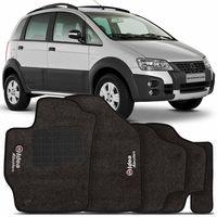 Tapete-Carpete-Personalizado-Grafite-Idea-Adventure-2007-2008-2009-2010-2011-Logo-Fiat-Vermelho-Bordado-2-Lados-Dianteiro