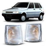 Lanterna-Dianteira-Pisca-Seta-Fiat-Uno-1991-1992-1993-1994-1995-1996-1997-1998-1999-Cristal-Modelo-Cibie
