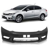 Parachoque-Dianteiro-Honda-New-Civic-2012-2013-2014-Com-Furo-para-Milha