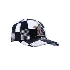 Bone-Giulianno-Fiori-Patchwork-Justin-Personalizado-Logo-Moinho-Dourado-Com-Lilas-Strapback-Adulto-Aba-Curva