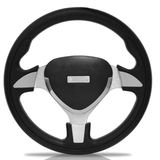 Volante-Esportivo-Automotive-Imports-Reach-Prata-320mm