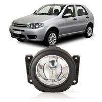 Farol-de-Milha-Auxiliar-Fiat-Palio-G3-2004-2005-2006-2007-2008-2009-2010-2011-2012-Weekend-Marea-Brava-Strada-Adventure-Locker-Siena-G3-com-Ferradura-e-Moldura