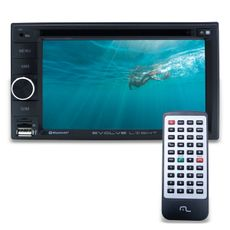 Dvd-Radio-Central-Multimidia-Evolve-Light-Multilaser-Bluetooth-Pendrive-e-Sd