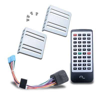 Dvd-Radio-Central-Multimidia-Evolve-Light-Multilaser-Bluetooth-Pendrive-e-Sd