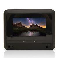 """Dvd-player-tela-para-encosto-de-cabeca-7""""-lcd-com-game-usb-com-touchcreen"""