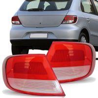 Lente-Lanterna-Traseira-Volkswagen-Gol-G5-2008-2009-2010-2011-2012-2013-Bicolor