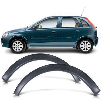 Alargador-Moldura-do-Paralama-Dianteiro-Chevrolet-Corsa-G2-2002-2003-2004-2005-2006-2007