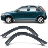 Alargador-Moldura-do-Paralama-Traseiro-Chevrolet-Corsa-Hatch-4-Portas-2000-2001-2002-Primer
