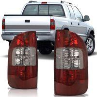 Lanterna-Traseira-Chevrolet-S10-2001-2002-2003-2004-2005-2006-2007-2008-2009-Fume-Escuro