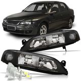 Par-Farol-Chevrolet-Vectra-2000-2001-2002-2003-2004-2005-Millennium-Serve-para-1997-1998-1999-com-Super-Led-H7